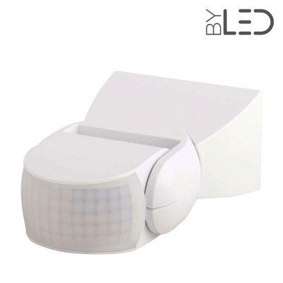 Détecteur de mouvement infrarouge encastrable blanc - Groom GR-04
