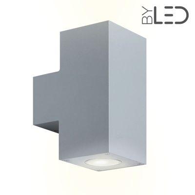 Applique LED murale extérieure up / down - 6W - 230V - AGORA