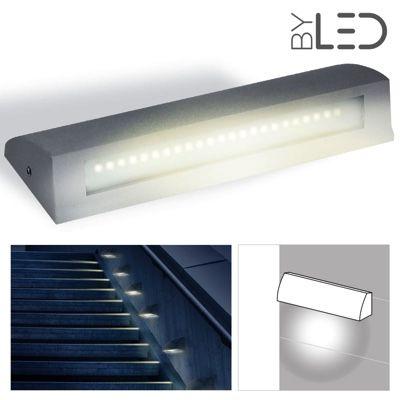 Applique LED murale plate étanche 6W - 230V - PROXY-06