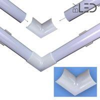 Jonction d'angle pour Profilé LED CRAFT-A01 – saillant 90°