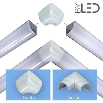 Jonction droite pour Profilé LED CRAFT-A04
