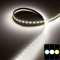 Ruban IP20 5050 - Blanc - 14,4W/m - 60 LED/m - 5m