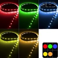 Ruban IP20 5050 - Couleur - 7,2W/m - 30 LED/m - 5m