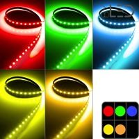 Ruban IP20 5050 - Couleur - 14,4W/m - 60 LED/m - 5m
