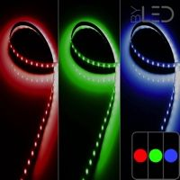Ruban IP65 3528 - Mono couleur - 4,8W/m - 60 LED/m - 5m