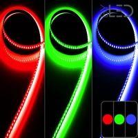 Ruban IP68 3528 - Couleur - 9,6W/m - 120 LED/m - 5m