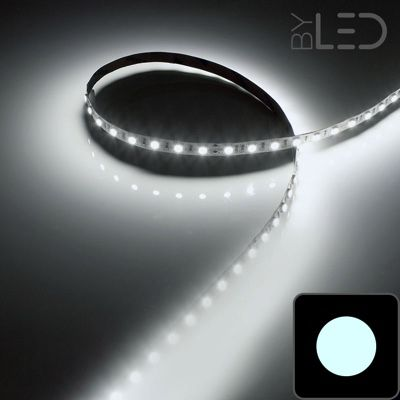 Strip IP68 5050 60 LED/m Blanc - 14,4W/m