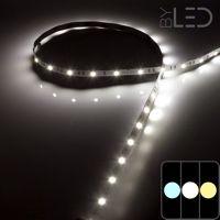 Strip IP68 5050 30 LED/m Blanc - 7,2W/m