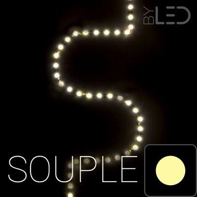 Strip IP20 2835 Souple Blancs - 8,6W/m