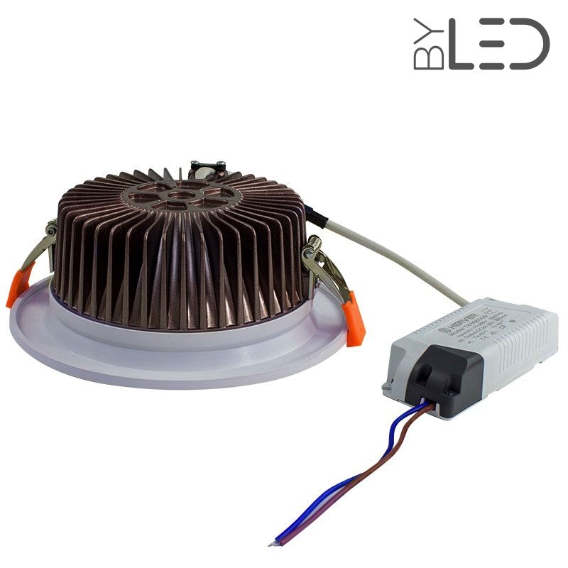 spot fixe encastrable led cob ip64 byled. Black Bedroom Furniture Sets. Home Design Ideas
