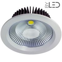 Spot LED encastrable fixe 30W IP64 - BBC - RT2012 - Cobyx