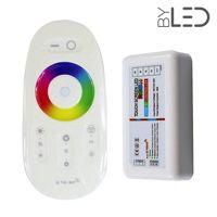 Kit télécommande RGB + Blanc - radio