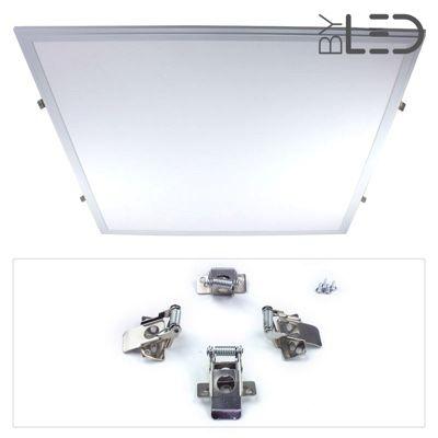 Kit de clips d'encastrement pour faux-plafonds pour PANEL-43
