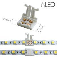 Jonction étroite pour ruban LED Mono 10 mm Plugg IP20
