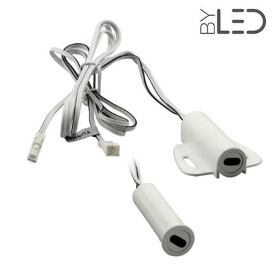 Interrupteurs sans contact encastrable pour ruban LED - Byled