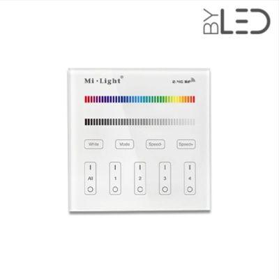 Télécommande murale 4 zones RGB/W - Milight B3