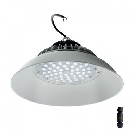 Suspension industrielle LED 100 W - STOCK V2