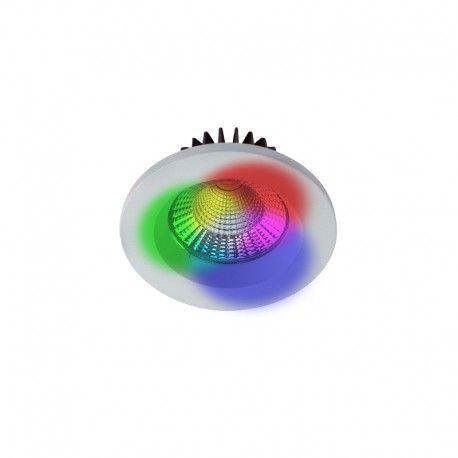 Spot LED encastrable fixe 7W IP64 - BBC - RT2012 - Cobyx