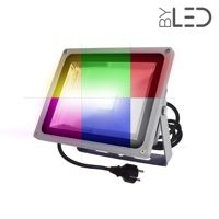 Projecteur LED 230V 30 W - Titan 30 Couleur