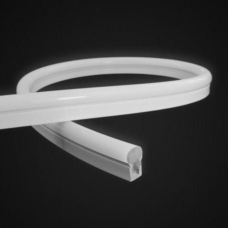 Tube néon flex carré pour ruban LED - Direct - D1010