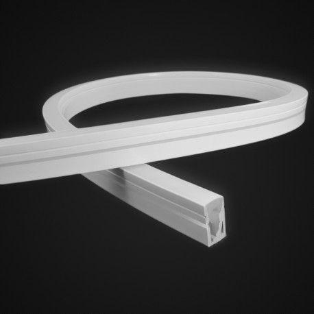 Tube néon flex carré pour ruban LED - Direct - D1220