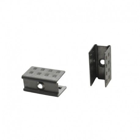Clip de fixation alu pour tube néon flex R0816