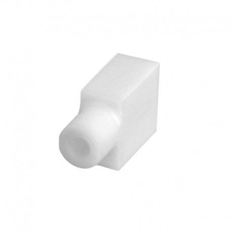 Sortie de câble axiale pour tube néon flex D0513