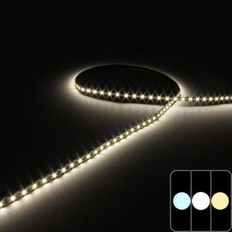 Mini ruban IP20 3528E - Blanc - 7,6W/m - 96 LED/m - 5m