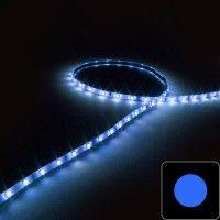 Mini ruban IP65 3528E - Bleu- 4,8W/m - 60 LED/m - 5m
