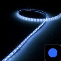 Mini ruban IP65 3528E - 5mm - Bleu - 7,6W/m - 96 LED/m - 5m