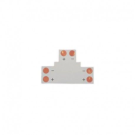 Connecteur en T à souder pour ruban LED