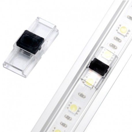 Jonction slim ruban LED Mono 10 mm
