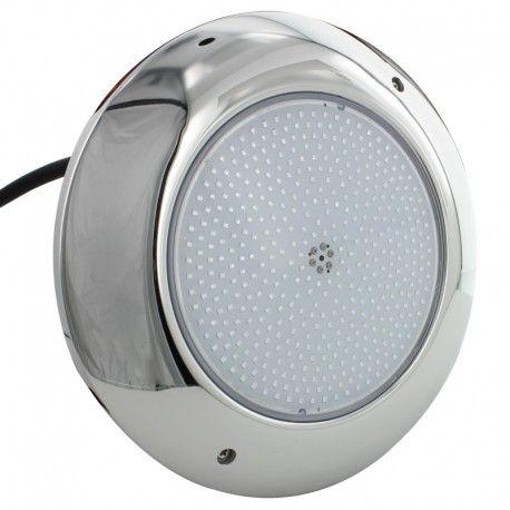 Projecteur piscine plat inox 260mm - CW – 35W – 12VAC/DC – IP68