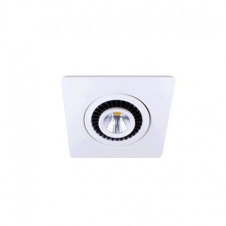 Spot LED encastrable orientable IP64 - BBC - RT2012 - 6W PYXIE-6