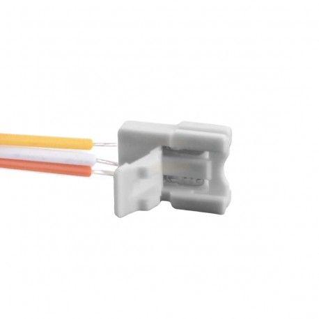 Connecteur ruban LED CCT 10MM Click à sertir