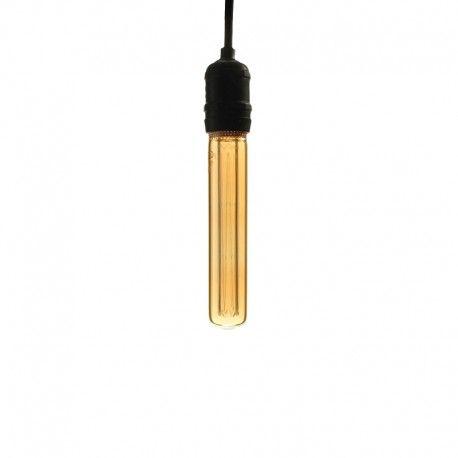 Ampoule LED à Tube Longue T30 – E27 – 2,3W – Ambrée 1800K - Dimmable