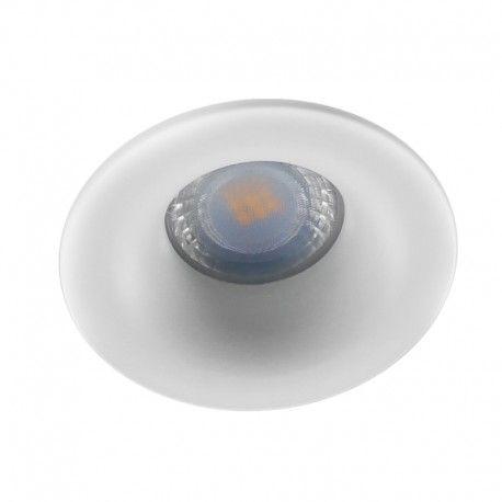 Spot encastrable IP65 – BBC – pour LED GU10 – rond – blanc