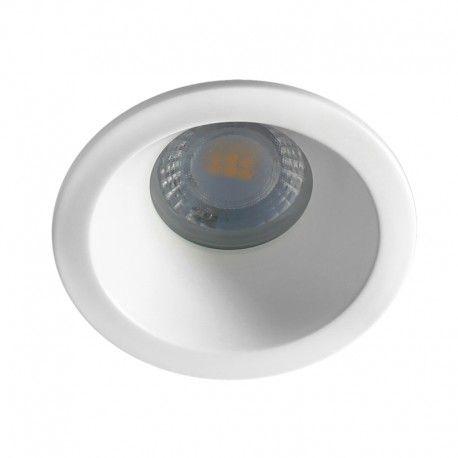 Spot encastrable IP65 – BBC – pour LED GU10 – rond – noir