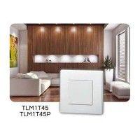 Télécommande murale 1 touche power TLM1T45P - Yokis