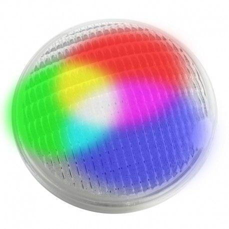 Projecteur piscine PAR56 RGB – 35W – 12VDC – IP68 – PWM