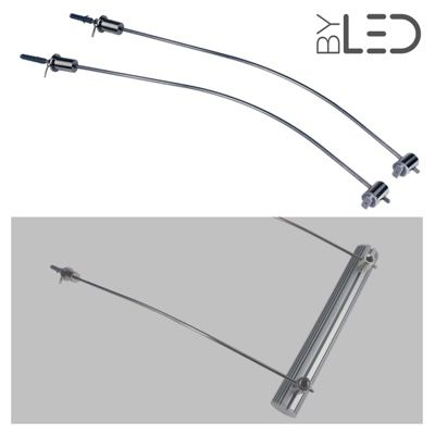 Kit tableau pour profilé LED tube - T01