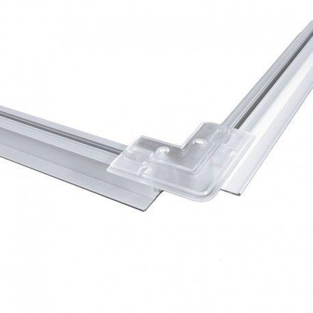 Clip de fixation d'angle pour profilé M04