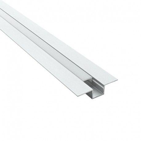 Profilé LED aluminium encastrable cache-joint - CRAFT - E09