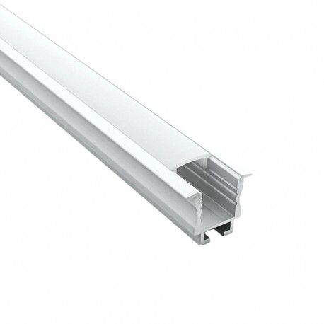 Profilé aluminium encastrable pour ruban LED - CRAFT - E05