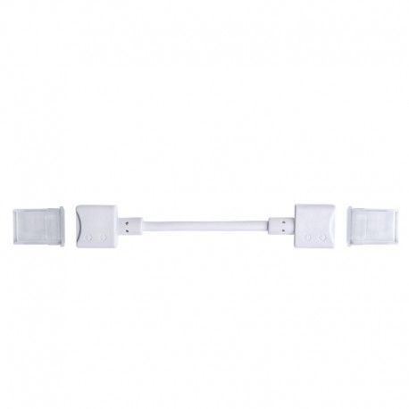 Jonction étanche câblée pour ruban LED IP68 – 10 mm