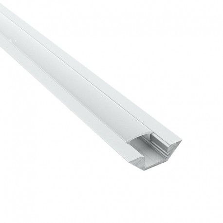 Profilé ruban LED aluminium d'angle pour ruban LED - CRAFT - A03