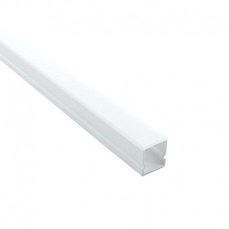 Profilé PVC IP68 pour ruban LED - CRAFT - O01