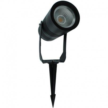 Spot LED à piquer 20 W - COB - 230V - Spike 20 - Blanc(s)