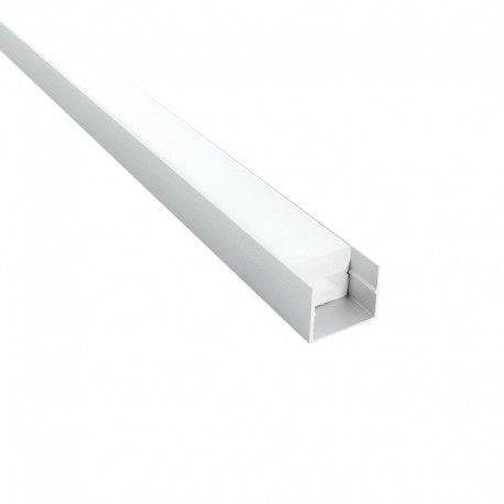 Profilé PVC d'angle IP68 étanche pour ruban LED - CRAFT - O04