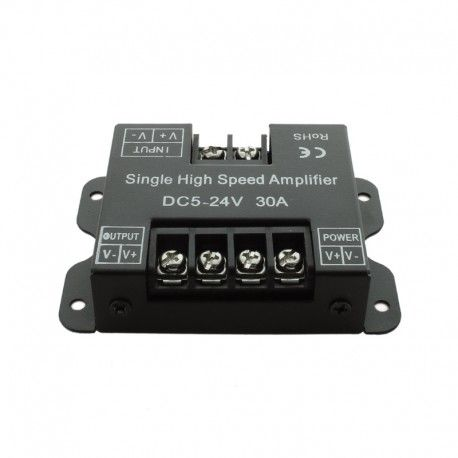 Amplificateur Mono ruban LED